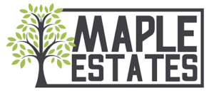 maple estates logo 300x1341 1